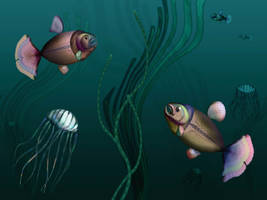 Water World by CorneliaMladenova