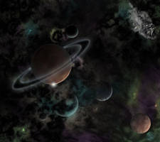 Space 6 by CorneliaMladenova