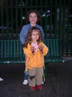 My kids on the playground by CorneliaMladenova