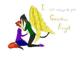 Your Angel by KayKatastr0phe