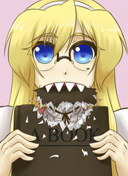 Eatin' Books by Mazume