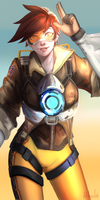 Overwatch Tracer by Mebashi