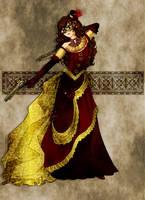 Masquerade HC 01 by taishi-umi