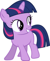 Filly Twilight Sparkle by zomgmad