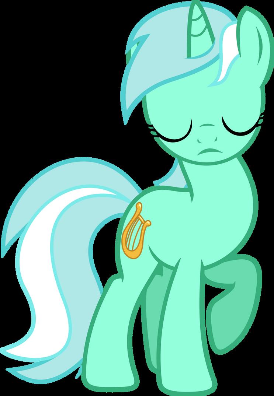 Lyra Heartstrings by zomgmad