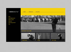 NikeGolf by MH-Design