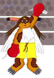 boxing champ by berserkhare