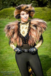 The Rum Tum Tugger by PrinceSparklypants