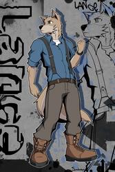 Lance by Wolfmuzz