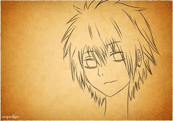 Hirosuke by xcupxcakexx