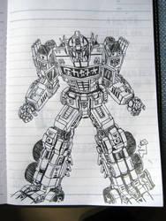 No Optimus by leejun