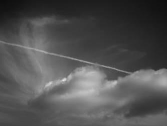 Clouds by kitjute