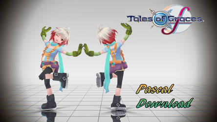 MMD Pascal(ToG F) Download by TwoSidedMMD