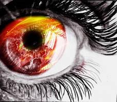 colour of eye by mu6