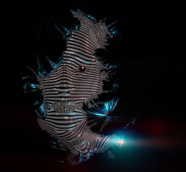 Aqueous Blue by sylver-dali
