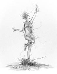 fragile Mother by sylver-dali