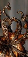 'Cephalopod' by Kirk McGuire 2011 by bronze4u
