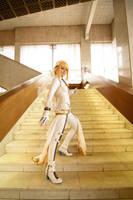 Saber Bride by Salvarion