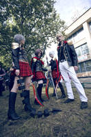 Final Fantasy type-0 by Salvarion