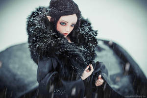 Evil queen by Salvarion