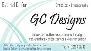 Business Card by gcGraphics