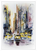United Colors of New York City by koloranek