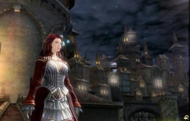 Guild Wars Walkways by Dreacv2