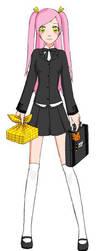 Yuki winter uniform by angels1732