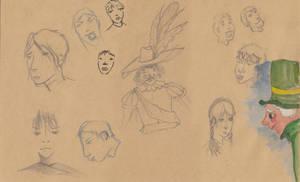 Sketches Doodles 03 by jlpicard1701e