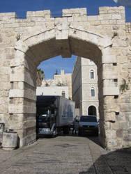 Gate of Jerusalem by jlpicard1701e