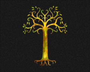 Tree of Gondor by jlpicard1701e