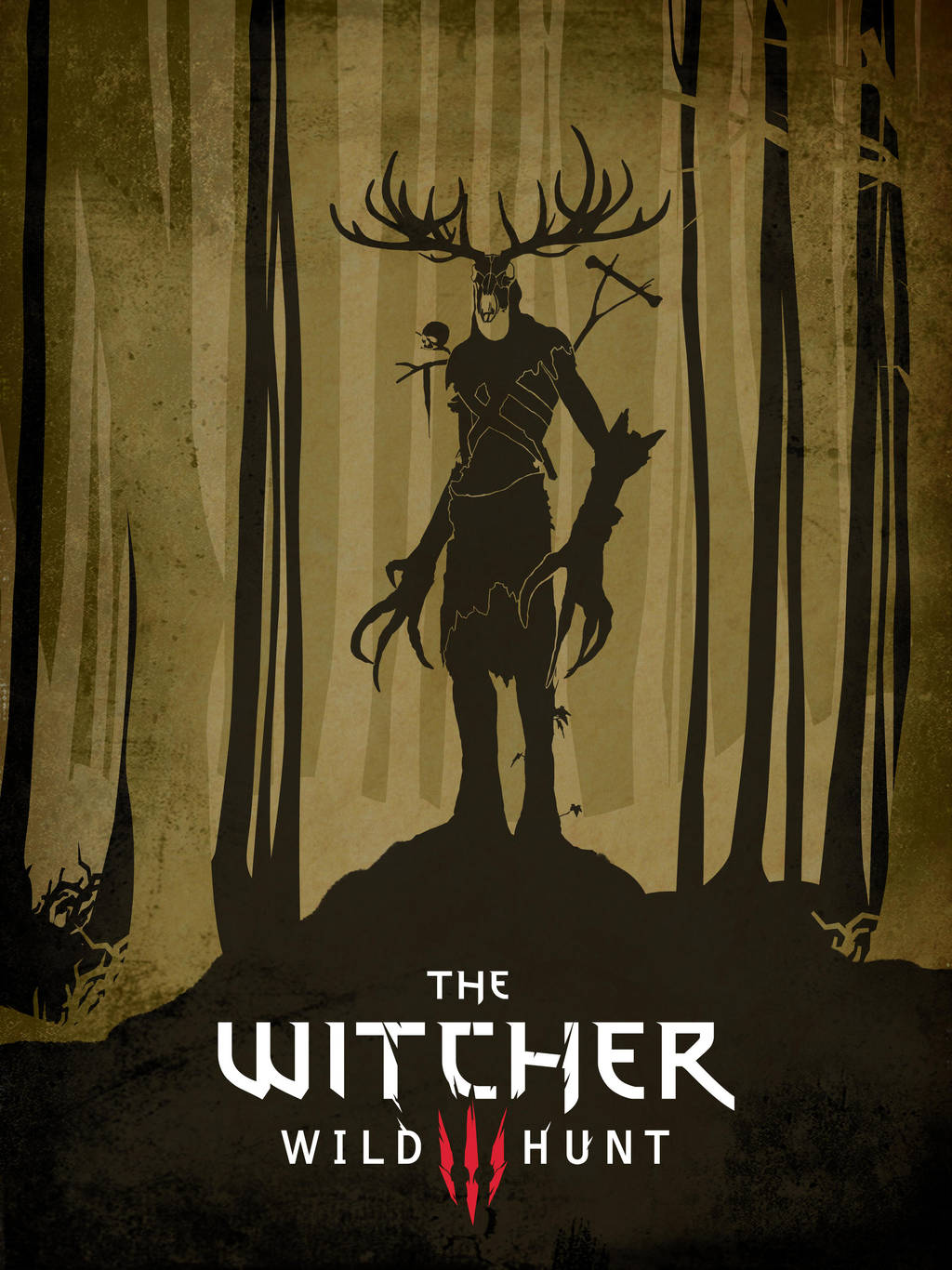 The Witcher 3 : Wild hunt / Leshen edition by jlpicard1701e