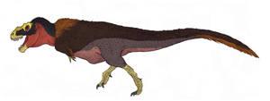 Tyrannosaurus rex by TheMorlock