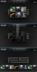 Flash Portfolio by FUFL187