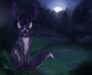 Fox by Votdren