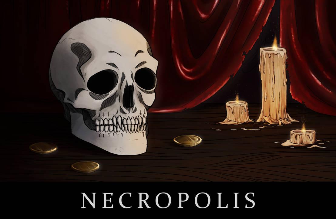 Necropolis Commission work by Votdren