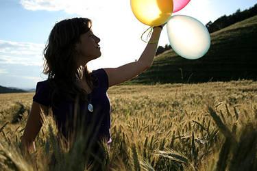 ballons by saragoetz