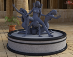 The Throne of a Goddess - 6 of 6 by Jessic21a
