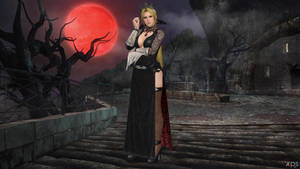 DOA5U Helena Halloween 2014 Costume (Updated) by zareef
