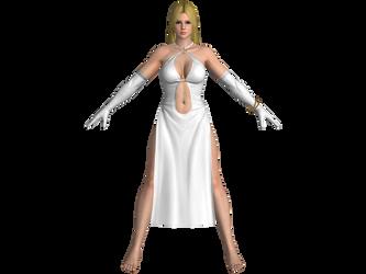 DOA5 LR Helena Satin dress (mod) by zareef