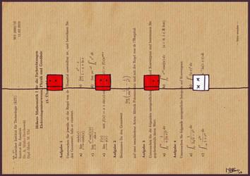 Mathematisierung. by marc-bruno