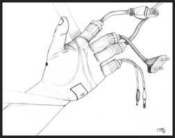 Anastomosis. by marc-bruno