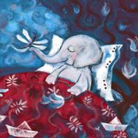 elephant dreams by libelle