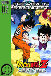 DBZA: The World's Strongest by acpeters