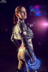 Jack (Mass Effect 3) by SabiNoir