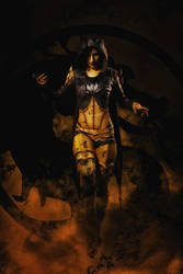 D'Vorah (Mortal Kombat X) by SabiNoir