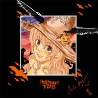 Happy Halloween by demoniacalchild