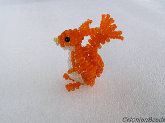Beaded squirrel by EstonianBeads
