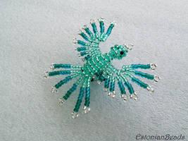Beaded phoenix by EstonianBeads