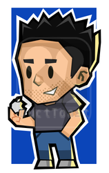Miles Mojang Avatar by DuctToast